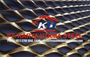 Harga Expanded Metal Mesh Ready Stock Type Umum