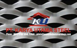 Jilumesh Expanded Metal Harga Murah Ready Stock Sidoarjo