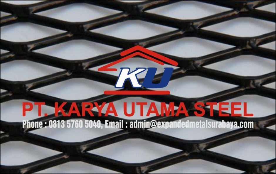 Expannded Metal Termurah Barang Berkualitas Di Jawa Timur