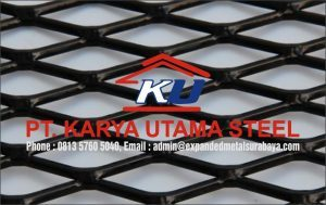 Harga Expanded Metal Mesh Murah Type Gridmesh Ready Stock