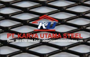 Distributor Expanded Metal Harga Termurah Di Surabaya